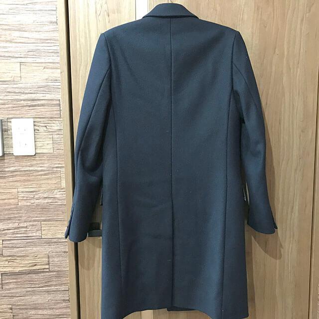 梅田のお客様からマークジェイコブスのコートを買取_02