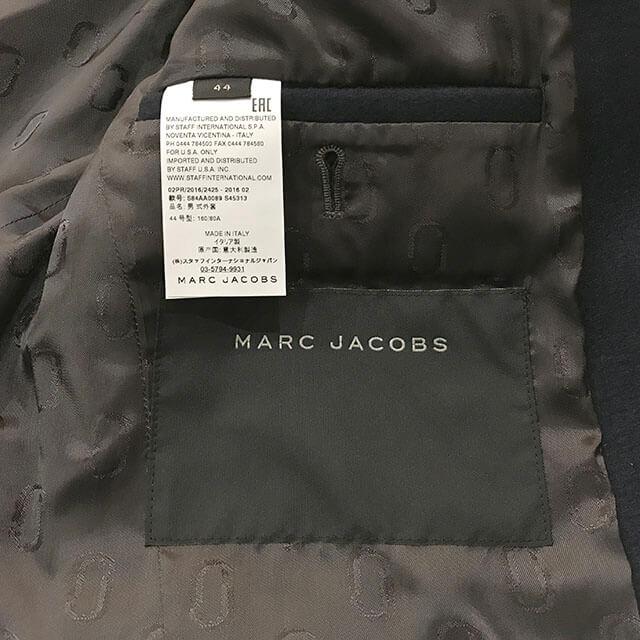 梅田のお客様からマークジェイコブスのコートを買取_04