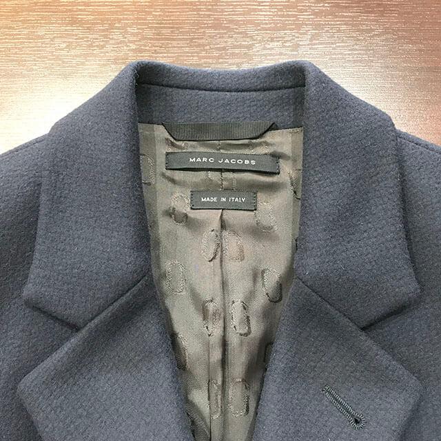梅田のお客様からマークジェイコブスのコートを買取_03