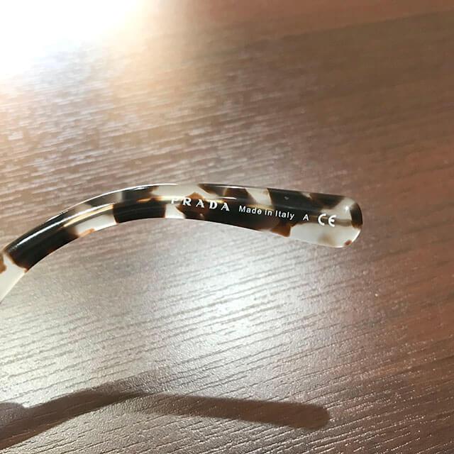 心斎橋のお客様からプラダのサングラスを買取_04