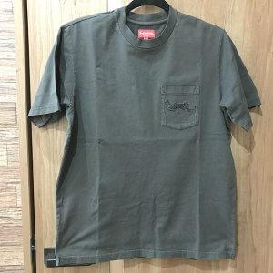原宿のお客様からSupremeの【19SS Overdyed Pocket Tee】Tシャツを買取