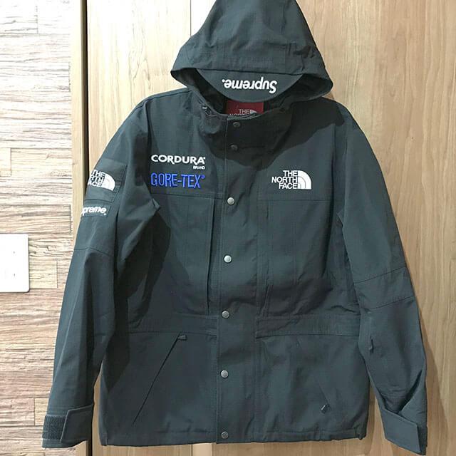 梅田のお客様からSupreme×The North Faceの【Expedition Jacket】を買取_01