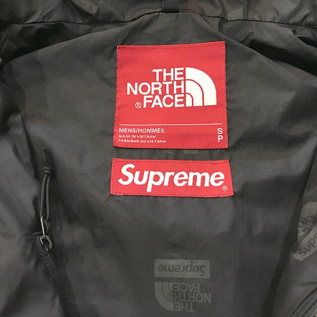 梅田のお客様からSupreme×The North Faceの【Expedition Jacket】を買取_03