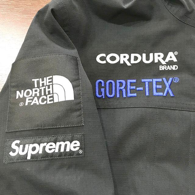 梅田のお客様からSupreme×The North Faceの【Expedition Jacket】を買取_04
