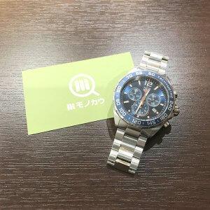 谷町六丁目のお客様からタグホイヤーの腕時計【フォーミュラ1】を買取