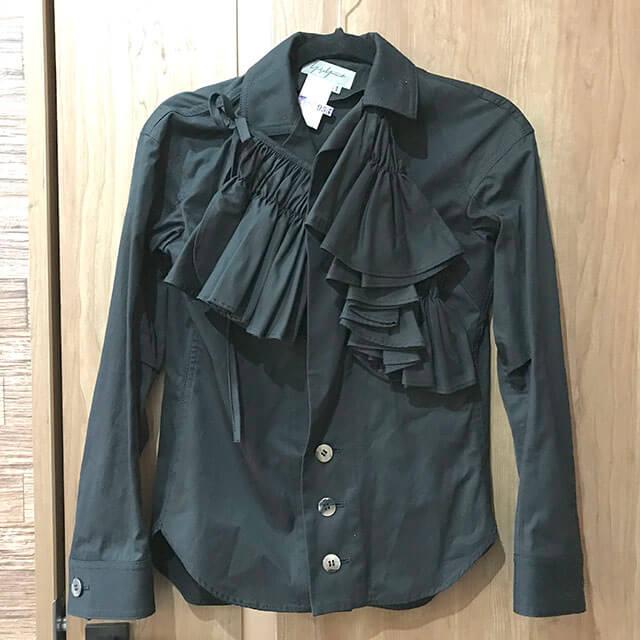 緑橋のお客様からYOHJI YAMAMOTOのジャケットを買取_01