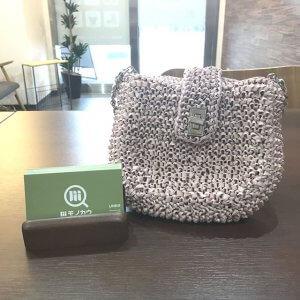 大阪のお客様からアンテプリマのショルダーバッグ【ルケット】を買取