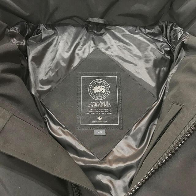 心斎橋のお客様からカナダグースのブラックラベルの【ウィンダムパーカ】を買取_03