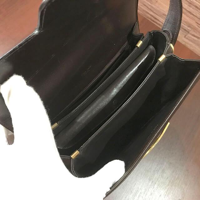 小岩のお客様からセリーヌのショルダーバッグを買取_03