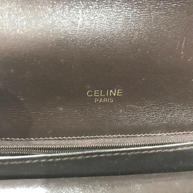 小岩のお客様からセリーヌのショルダーバッグを買取_04