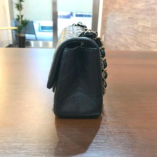 住之江のお客様からシャネルのミニマトラッセを買取_03