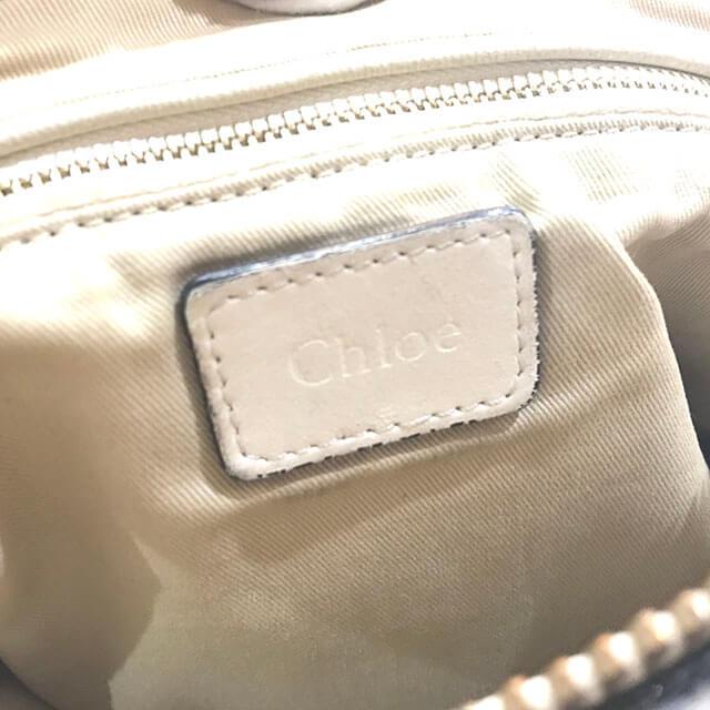 苦楽園のお客様からクロエのバッグ【マーシー】を買取_04