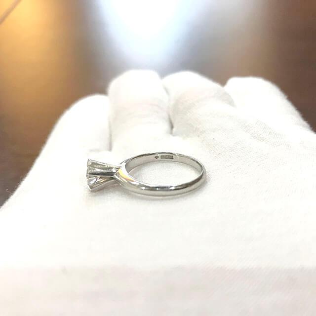 玉造のお客様から0.5ctのダイヤモンドの指輪を買取_04