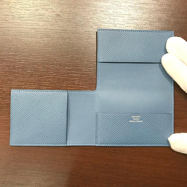 和泉のお客様からエルメスのカードケース【Guernesey(ガーンジー)】を買取_03
