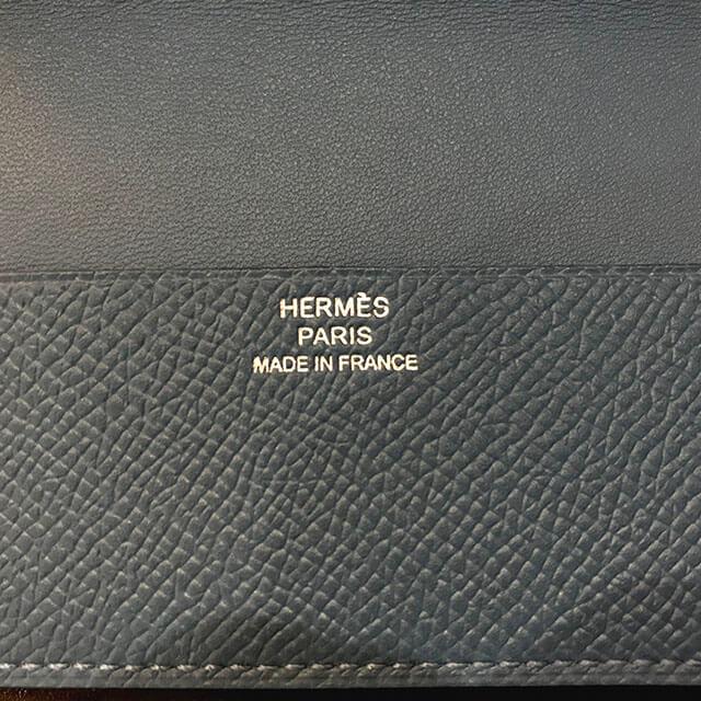 和泉のお客様からエルメスのカードケース【Guernesey(ガーンジー)】を買取_04