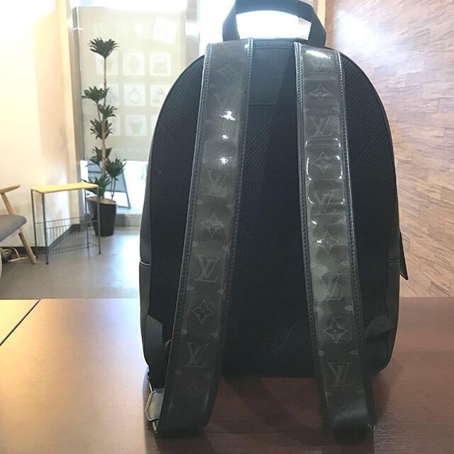 五反田のお客様からヴィトンの【ダークアンフィニティ】バックパックPMを買取_02