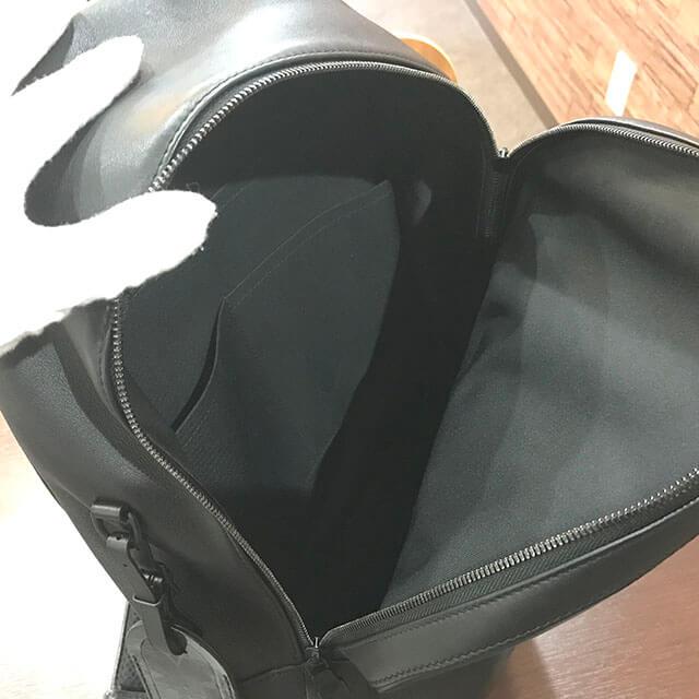 五反田のお客様からヴィトンの【ダークアンフィニティ】バックパックPMを買取_03