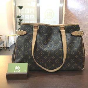 蒲生のお客様からヴィトンのバッグ【バティニョール】を買取