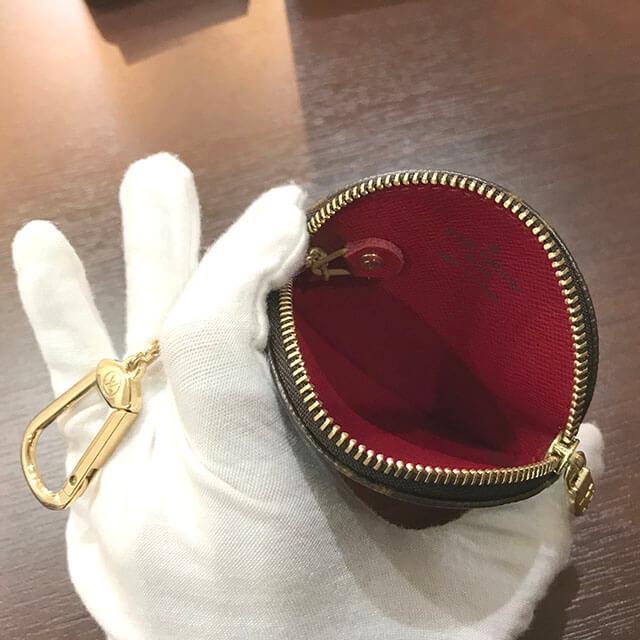 花巻のお客様からヴィトンのモノグラムチェリーの財布【ポルトモネ・ロン】を買取_04