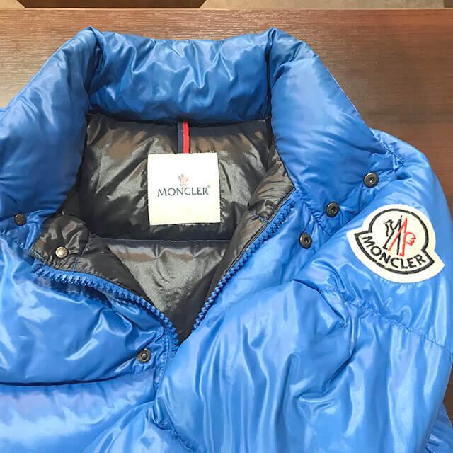 上本町のお客様からモンクレールのダウンジャケット【EVEREST(エベレスト)】を買取_03