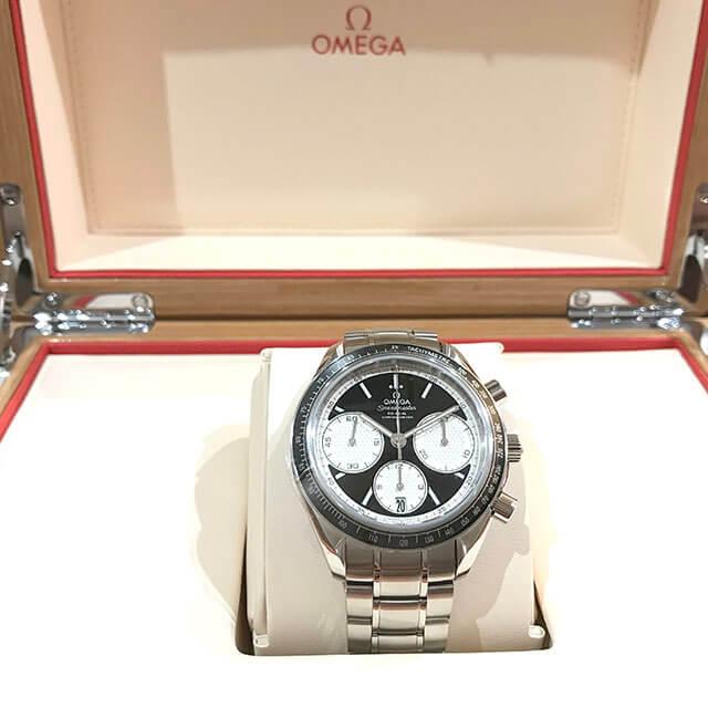 高円寺のお客様からオメガの腕時計【スピードマスター レーシングクロノ】を買取_03