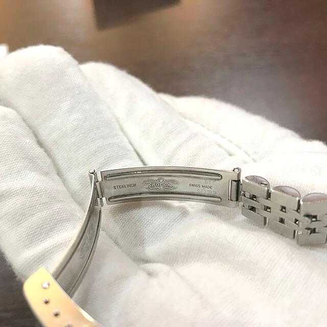 今里のお客様からロレックスの腕時計【デイトジャスト】を買取_04