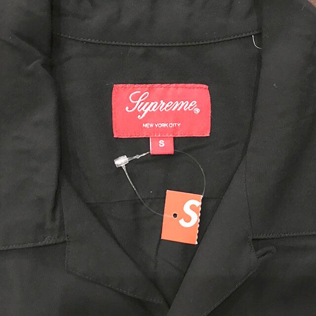 難波(なんば)のお客様からSupremeのシャツ【19SS Playboy Rayon Shirt】を買取_03