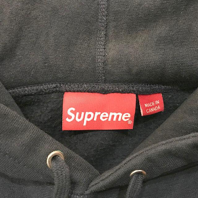 堺のお客様からSupremeのBox Logo Pullover パーカーを買取_03