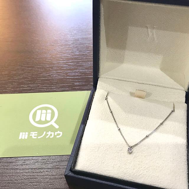 苦楽園のお客様からヴァンドーム青山の【セルクル】ダイヤ付きブレスレットを買取_01