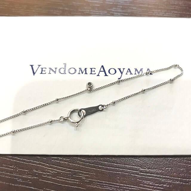 苦楽園のお客様からヴァンドーム青山の【セルクル】ダイヤ付きブレスレットを買取_03
