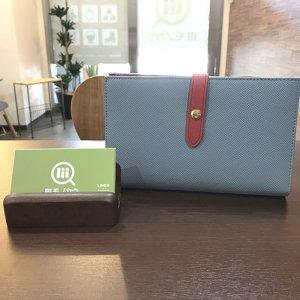 天王寺のお客様からセリーヌの財布【マルチファンクション】を買取