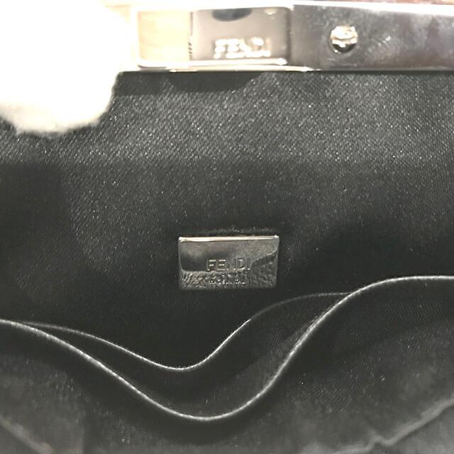 深江橋のお客様からフェンディのバッグ【マイクロピーカーブー】を買取_04