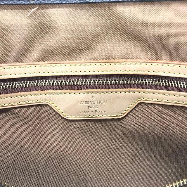 あま市のお客様からヴィトンのトートバッグ【カバメゾ】を買取_04