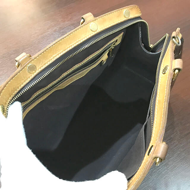 今里のお客様からヴィトンのヴェルニの2wayバッグ【ブレア】を買取_03