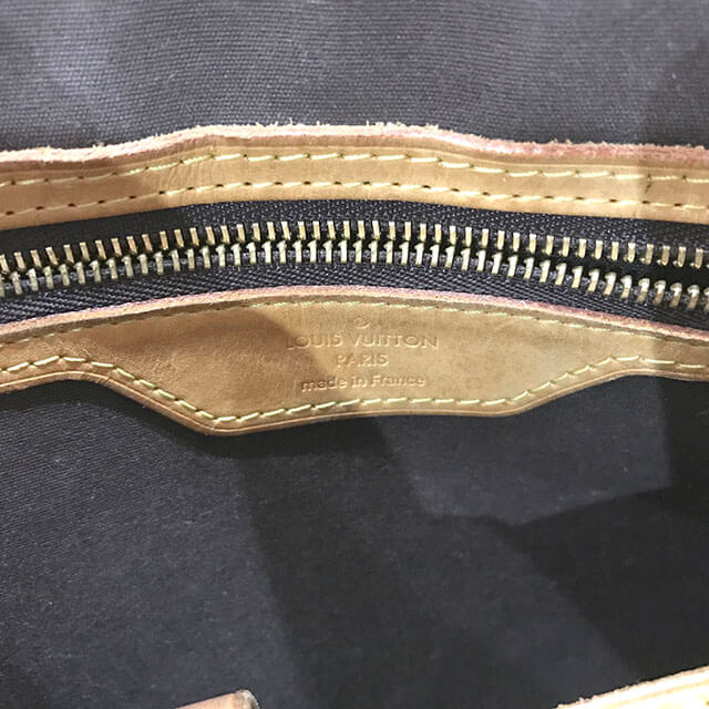今里のお客様からヴィトンのヴェルニの2wayバッグ【ブレア】を買取_04