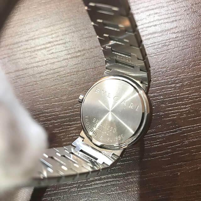 鶴見のお客様からブルガリの腕時計【ブルガリブルガリ】を買取_04