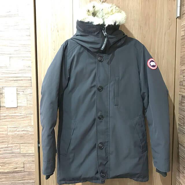 吹田のお客様からカナダグースのダウンジャケット【JASPER(ジャスパー)】を買取_01