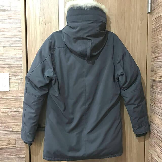 吹田のお客様からカナダグースのダウンジャケット【JASPER(ジャスパー)】を買取_02