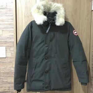 京都のお客様からカナダグースのダウンジャケット【JASPER(ジャスパー)】を買取