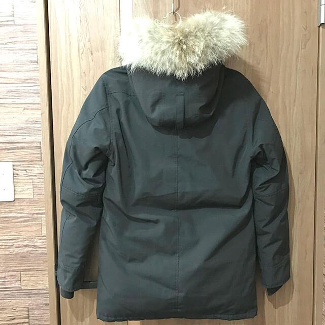京都のお客様からカナダグースのダウンジャケット【JASPER(ジャスパー)】を買取_02