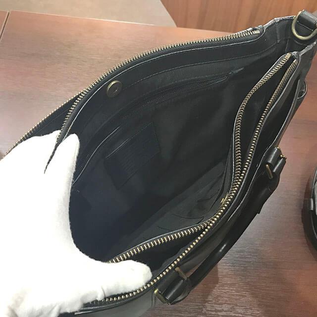 蒲田のお客様からコーチの【ブリーカー メトロポリタン】2wayバッグを買取_03