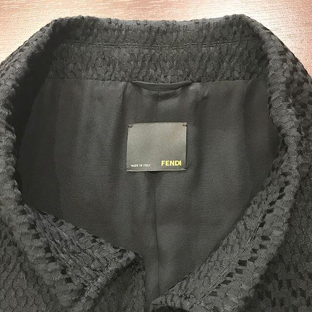 芦屋のお客様からフェンディのジャケットを買取_03