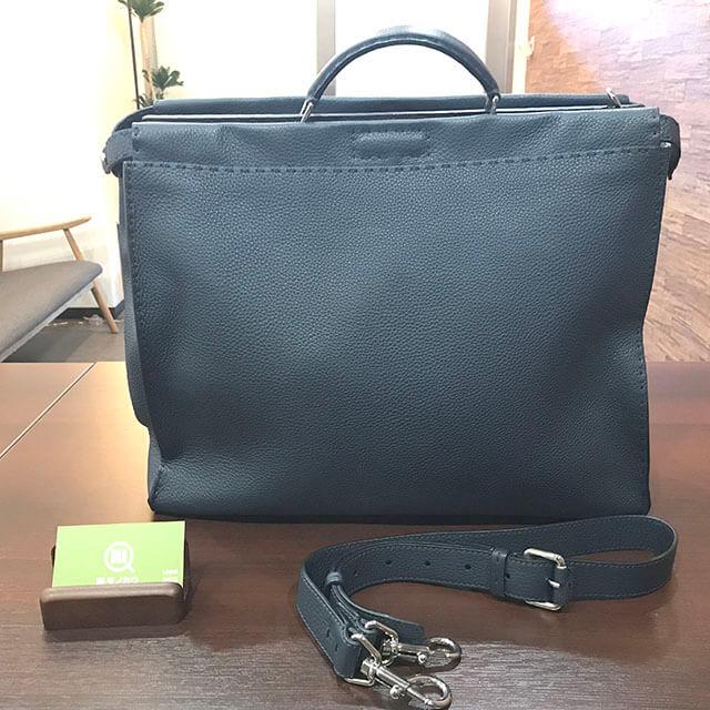 芦屋のお客様からフェンディの【ピーカブー】2wayバッグを買取_01