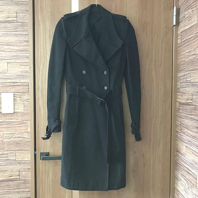 芦屋のお客様からジバンシイのコートを買取_01