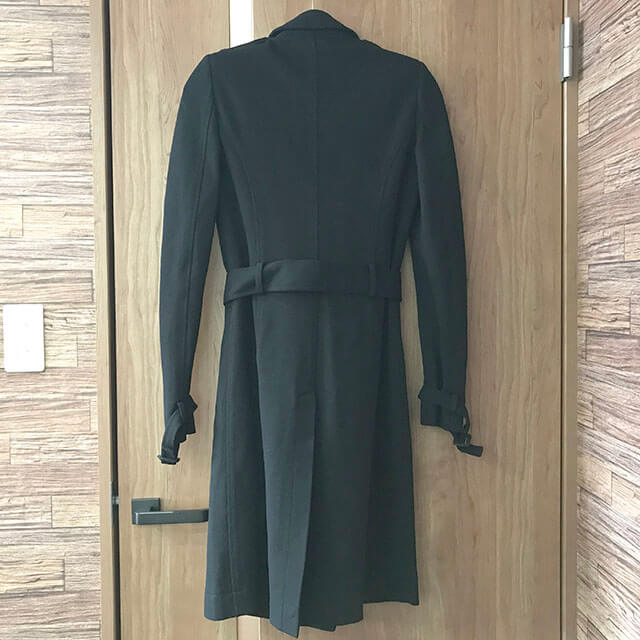 芦屋のお客様からジバンシイのコートを買取_02