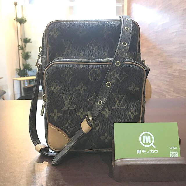 奈良のお客様からヴィトンのショルダーバッグ【アマゾン】を買取_01