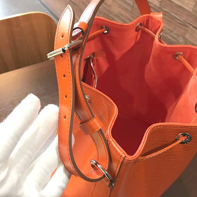 香里園のお客様からヴィトンの巾着バッグ【ノエ】を買取_03