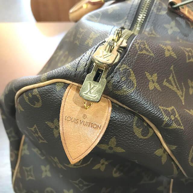 緑橋のお客様からヴィトンのボストンバッグ【キーポル50】を買取_02