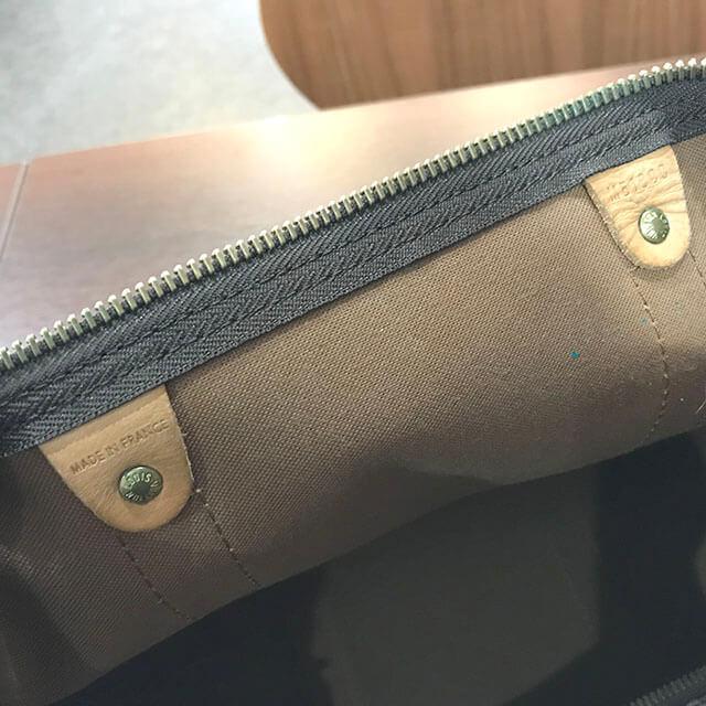 緑橋のお客様からヴィトンのボストンバッグ【キーポル50】を買取_04