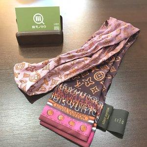 香里園のお客様からヴィトンのスカーフ【バンドー】を買取